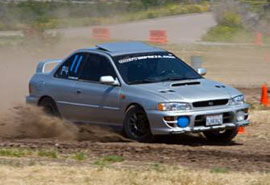 Regional Rally Cross